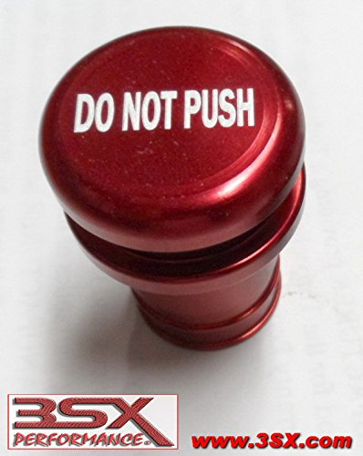 5ac3350f7d18 Amazon.com  DO NOT PUSH BUTTONRED 12-volt Accessory   Lighter Insert Do Not  Push Button (non-functional) Fits Most Vehicles  Automotive
