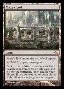 Dragons Maze (Magic: the Gathering - Maze's End - Dragon's)