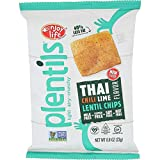 Enjoy Life Thai Chili Lime Lentil Chips, 0.8 Ounce - 24 per case