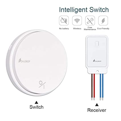 create 3 way wireless remote control light switches and receiver kit rh amazon com