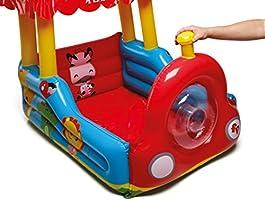 Bestway 93503 - Piscina de Bolas Hinchable Fisher Price Tren ...
