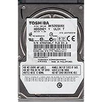 MK5055GSX, A0/F0001M, HDD2H21 V UL01 T, Toshiba 500GB SATA 2.5 Hard Drive