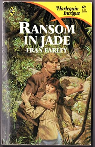 book cover of Ransom in Jade
