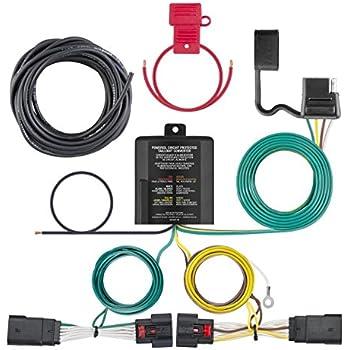 2008 jeep wrangler trailer wiring wiring diagramamazon com genuine jeep accessories 82210213 trailer tow wiringcurt manufacturing curt 56407 custom vehicle trailer wiring
