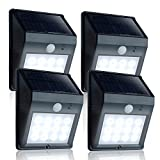 ETOPLIGHTING [4-Pack] Solar Power Light, Outdoor Weatherproof 12 LED Security Light Motion Sensor Light for Patio Garden Pool Path APL1337 Review