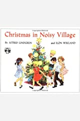 Christmas in Noisy Village (Picture Puffin) Paperback