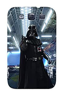 High-quality Durable Protection Case For Galaxy S3(darth Vader And Stormtroopers ) For New Year's Day's Gift by lolosakes