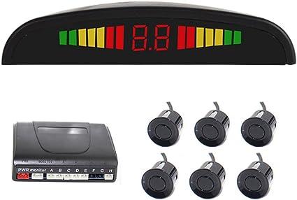 24V DC Reversing Parking Alarm Buzzer Sound Warning Back Up Vehicle Sensor