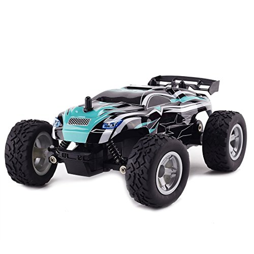 KingPow RC Car 1/24 Scale 2WD Remote Control Cars & 2.4 GHz Radio (Large Image)