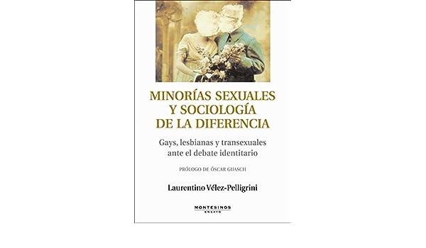 Amazon.com: Minorías sexuales y sociología de la diferencia. Gays, lesbianas y transexuales ante el debate identitario (Spanish Edition) eBook: Laurentino ...