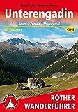 Rother Wanderführer / Unterengadin: Scuol - Zernez - Münstertal. 50 Touren