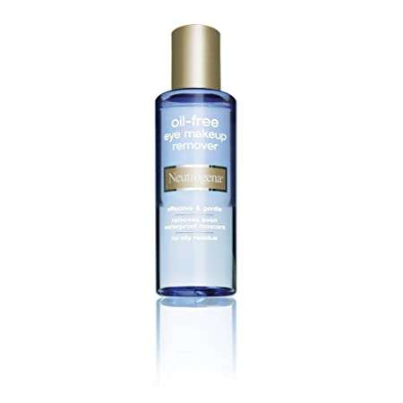 Neutrogena Eye Oil-Free Make-Up Remover 5.5 Ounce 162ml 6 Pack