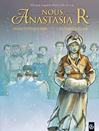 Nous, Anastasia R, tome 2 : Les cendres de Koptiaki par Patrice Ordas