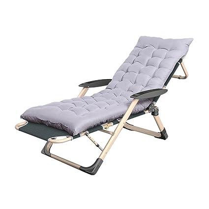 Amazon.com: Silla reclinable plegable, reclinable ...