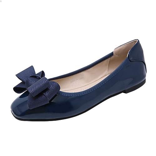 Buy Meeshine Womens Foldable Bow Slip