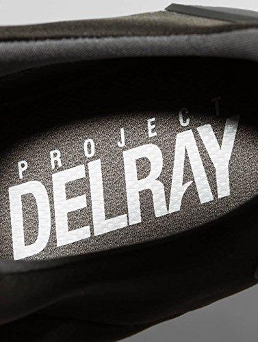 Calzado Gris Mujeres de Delray Wavey Project Delray Project deporte Zapatillas HzEwyUqx