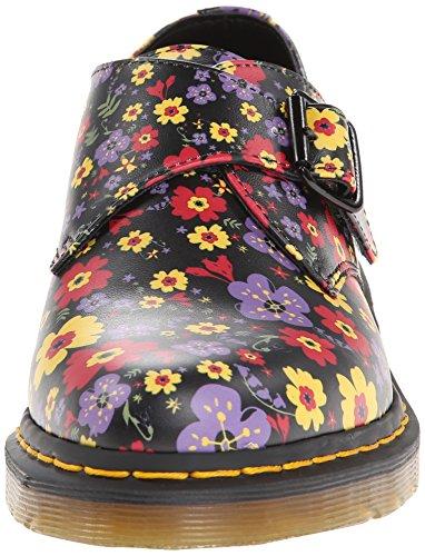 Dr. Martens Jaime Monk Shoe Black CivN2a