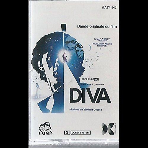 Soundtrack: Diva Cassette NM Canada Gatsby - Gatsby Canada