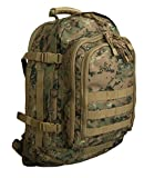 Code Alpha Tactical Gear Three Day Backpack, Marpat Woodland Digital Camouflage, 20 For Sale