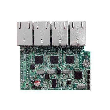 Jetway ADE4INLANG 4 Port Intel Gigabit LAN Gen2 Daughterboard