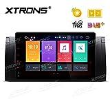XTRONS 9'' Android 8.0 Octa Core 4G RAM 32G ROM HD Digital Multi-touch Screen OBD2 DVR Car Stereo Player Tire Pressure Monitoring Wifi OBD2 NO-DVD for BMW X5 E53 E39