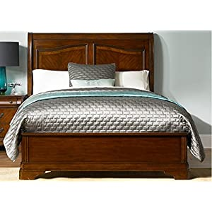 Liberty Furniture Alexandria Queen Sleigh Bed