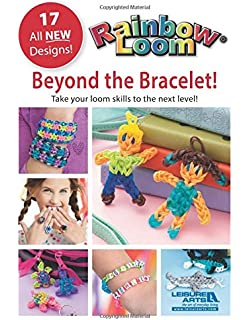 The loomatics interactive guide to the rainbow loom suzanne m rainbow loom beyond the bracelet fandeluxe Gallery