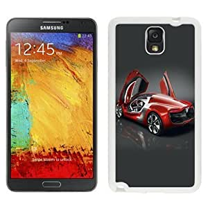 NEW Custom Designed For SamSung Galaxy S3 Case Cover Phone With Renault DeZir Concept Car_White Phone