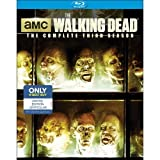 The Walking Dead Complete Season 3 (Lenticular Cover Exclusive) [Blu-ray + Digital Copy] [Blu-ray]