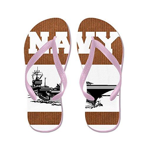 Infradito Navy - Infradito, Sandali Infradito Divertenti, Sandali Da Spiaggia Rosa