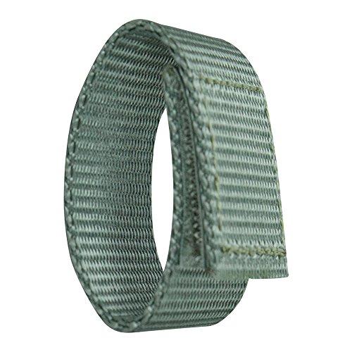 "Fusion Tactical Military Police Patrol Gürtel Keeper Adjustment Velcro Loop 1"" Breite / 7"" Langer Satz von 4 Foliage Green"