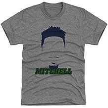 500 LEVEL Donovan Mitchell Shirt - Utah Basketball Men's Apparel - Donovan Mitchell Silhouette