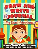 img - for Draw and Write Journal: My Secret Adventures book / textbook / text book
