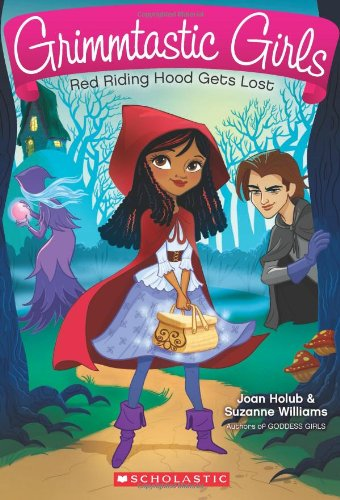 Red Riding Hood Gets Lost (Grimmtastic Girls #2)]()