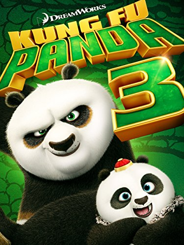 Kung Fu Panda 3 (Kung Fu Panda And The Legends Of Awesomeness)