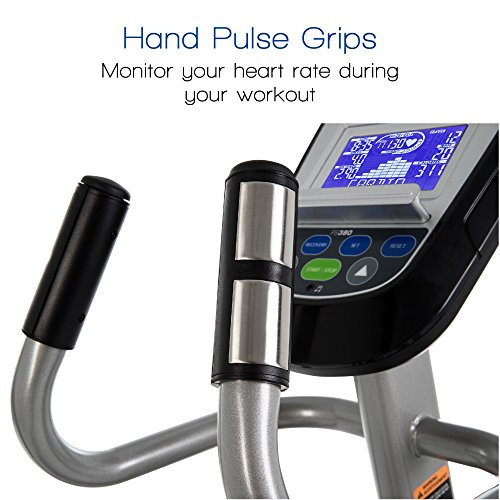 Horizon Fitness Ls625e Elliptical Review: XTERRA FS380 Elliptical Trainer