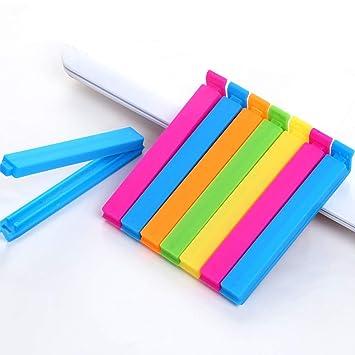 Qutaway Clips de Sellado Clips de la Bolsa de plástico con ...