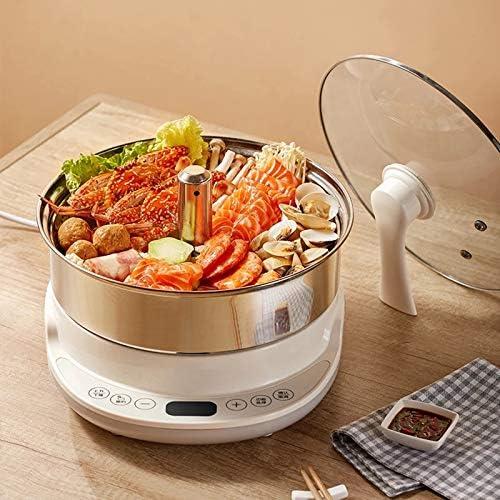 Automatisch Heffende Elektrische Hete Pot 5l Split Smart Electric Cooker Huishoudelijk Multifunctioneel Automatisch Heffen met Grote Capaciteit.