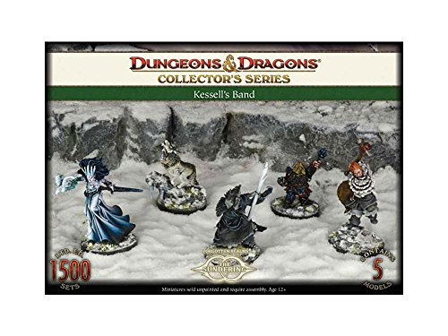 Gale Force 9 71023 Dungeons And Dragons Kessels Band 5 Miniature Games GF971023