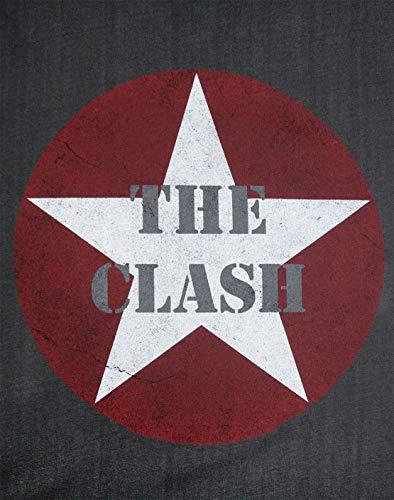 Amplified The Star Mens Logo T Clash shirt qTqUBP