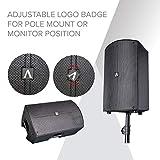 Avante Audio, A15 2-Way Active PA Speaker, 350W