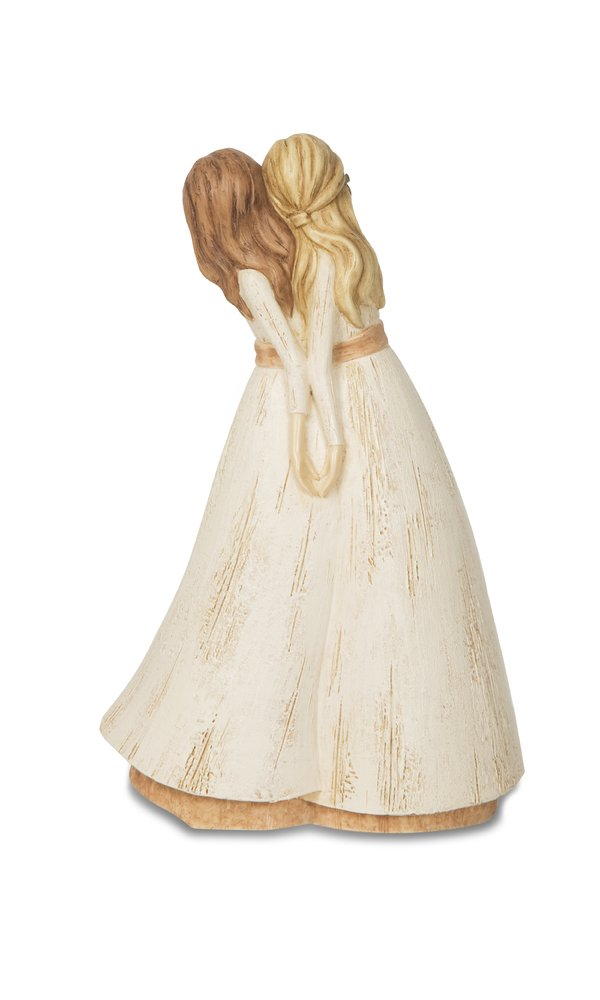 Pavilion Gift Company Simple Spirits 41015 You and Me Figurine, 6-Inch