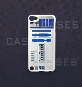 Apple IPOD TOUCH 5 CASE R2D2 Starwars 5TH GEN IPOD Coolest Unique Retro Cute ...