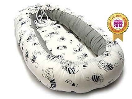 Pod nido para bebé 0 – 6 meses ropa de cama, viaje, Cuna,