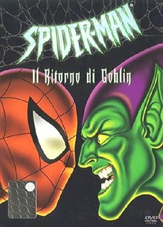 Spiderman il ritorno di goblin amazon cartoni animati film e tv
