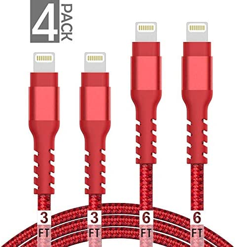 AHGEIIY Certified Charger Braided Charging product image
