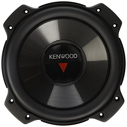 Kenwood KFC-W2516PS 10″ 4-ohm Component Subwoofer