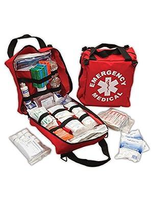 Swift First Aid Supplies 346200-H5 Swift Major Emergency Medical First Aid Kit by Swift First Aid Supplies
