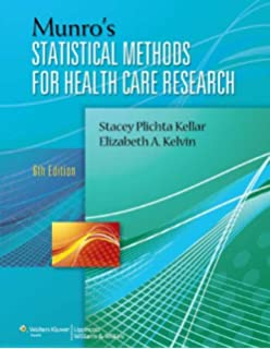 Statistics for health care research a practical workbook munros statistical methods for health care research fandeluxe Image collections