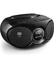 Philips AZ318B Compact Design CD Sound Machine
